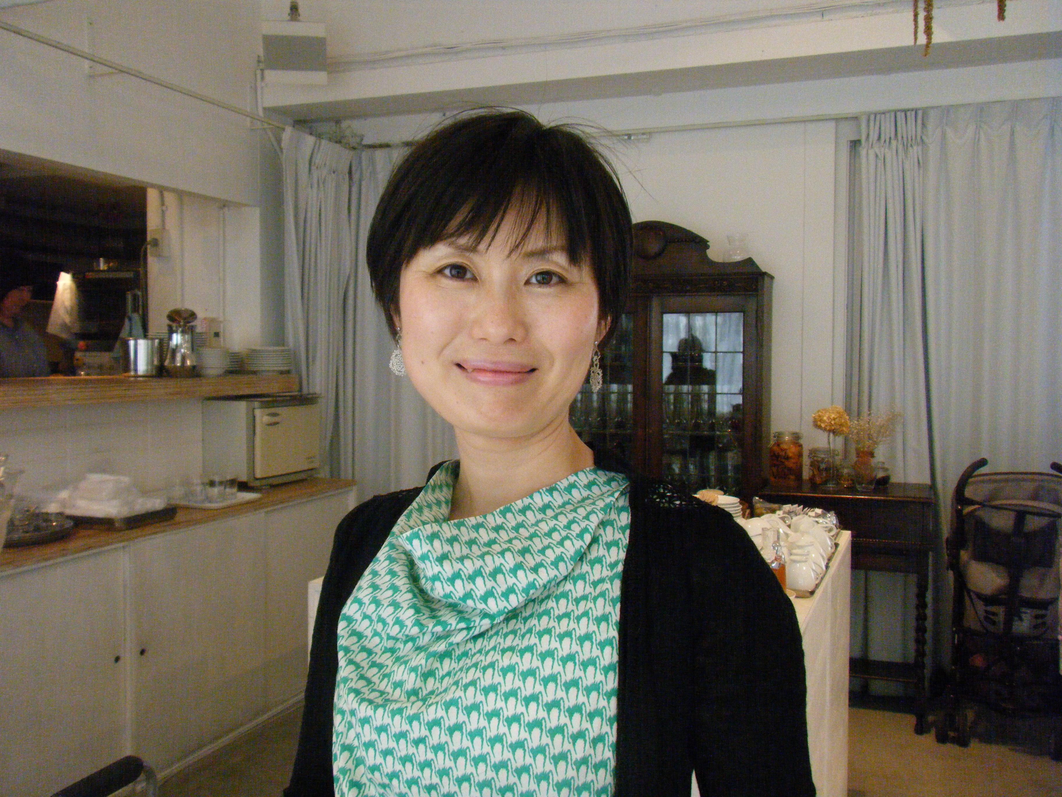 脇田真紀子さん