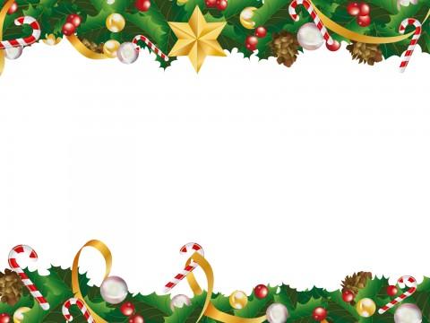 クリスマスマット