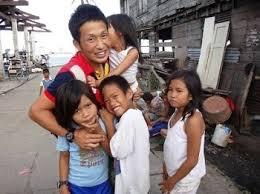 ゴミ山の子供達と2