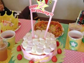 2nd バースデーケーキ