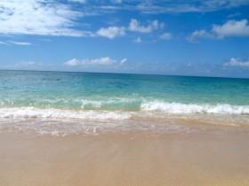 波打ち際海